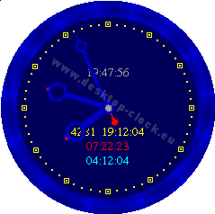 talking clock for desktopfor win 10