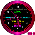 Desktop Clock Home Page at https://www.desktop-clock.eu